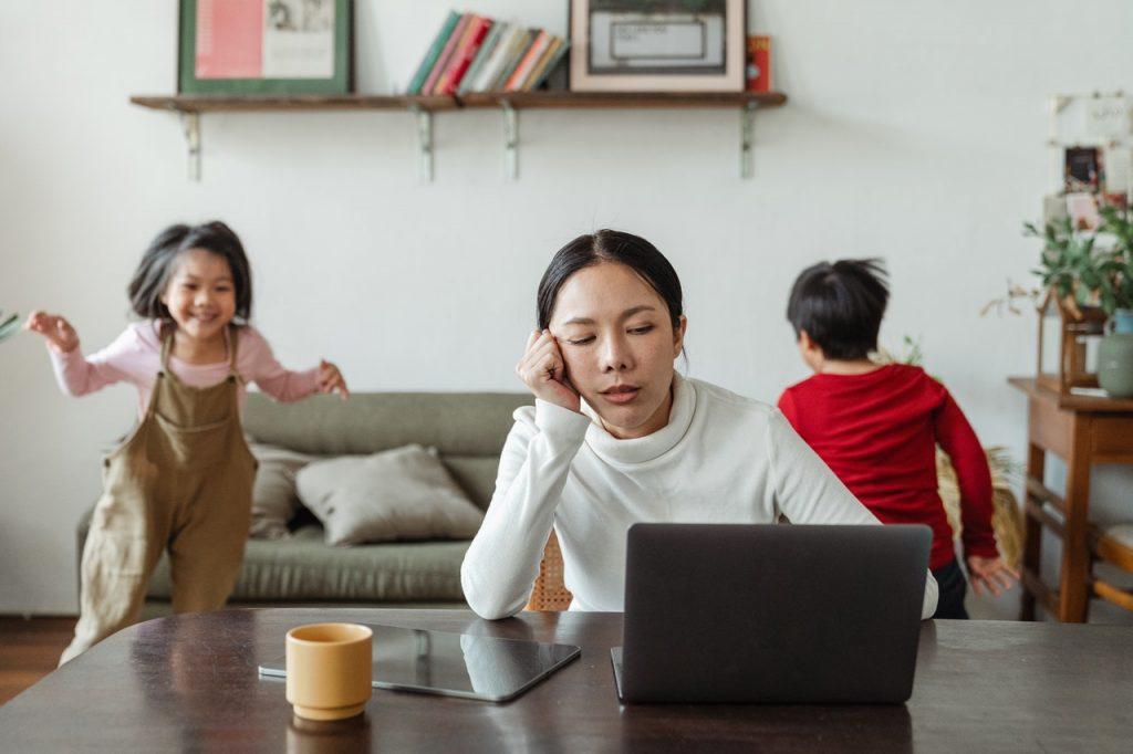 Attālināts darbs ar bērnu - kā palielināt efektivitāti?