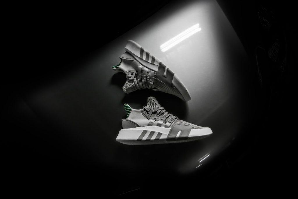Wyjątkowe ubrania Adidas.