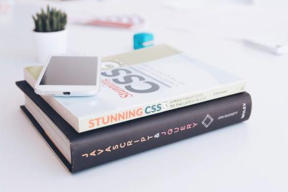 podstawy frontend - książki